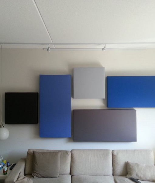 242 Acoustic Panels Different Size