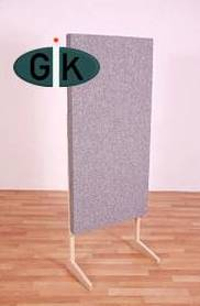 GIK Acoustics UK Wooden Stands