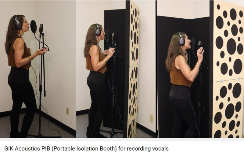 PIB (Portable Isolation Booth)