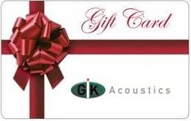 GIK Acoustics Gift Certificate