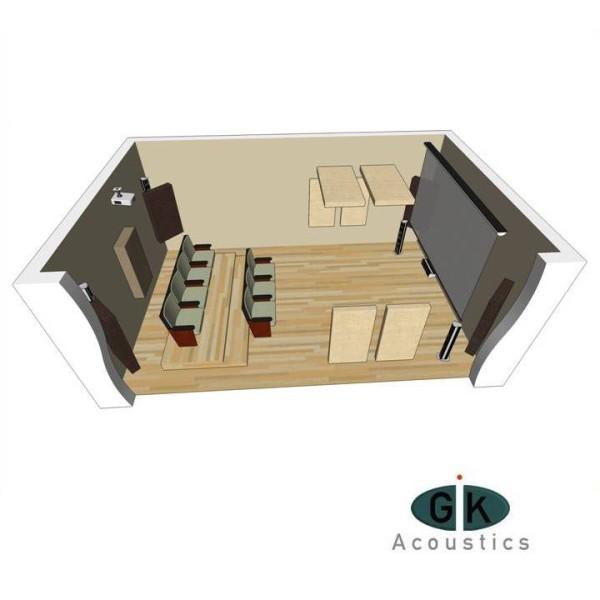 GIK Acoustics Room Kit 2 sq