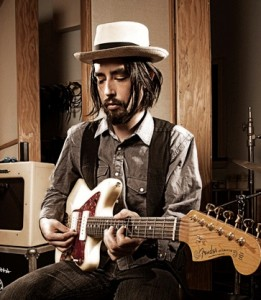 Jackie Greene photographed in San Francisco, CA January 6, 2010©Jay Blakesberg/Retna LTD.