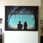 GIK Acoustics ArtPanel w customer photo 1