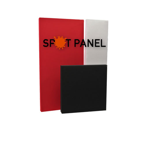Spot panel 2 inch acoustic panel