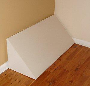 GIK Acoustics Tri-Trap in corner