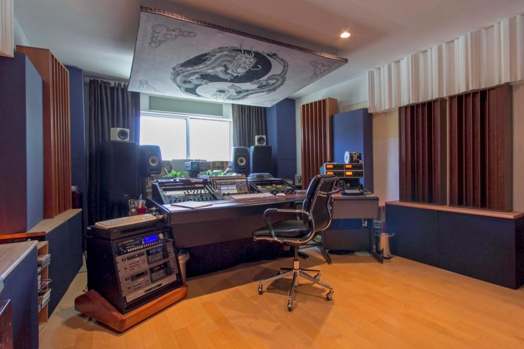 MarshMastering-Studio Main GIK Acoustics