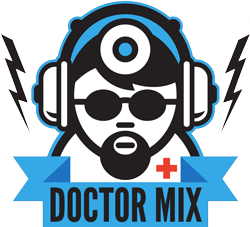 Doctor Mix About logo