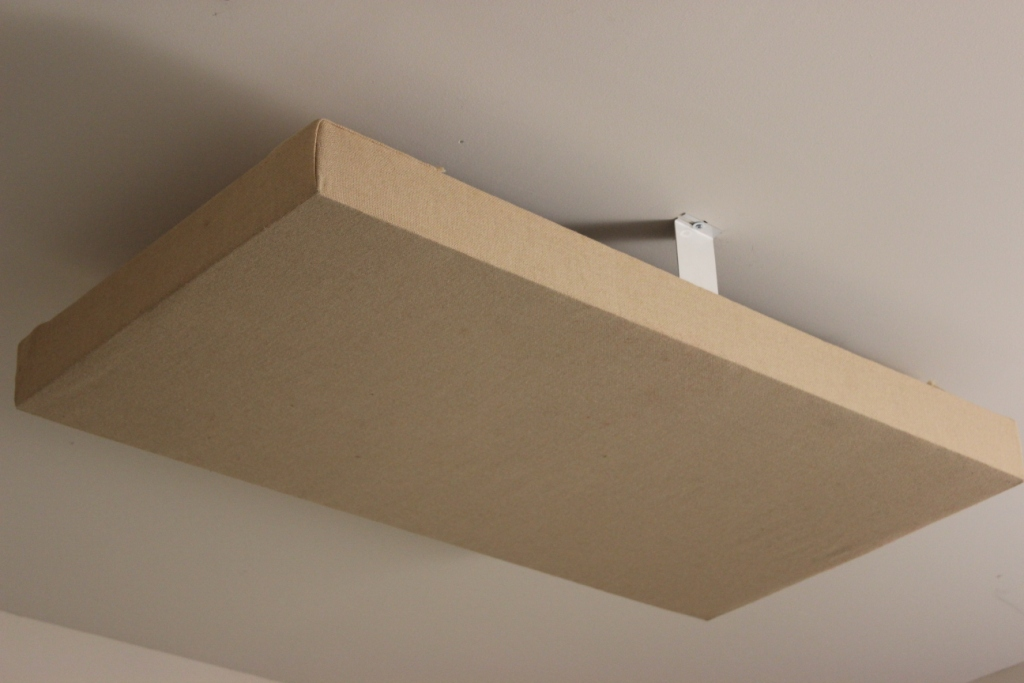 Acoustic Panel Or Bass Trap Ceiling Mounting Gik