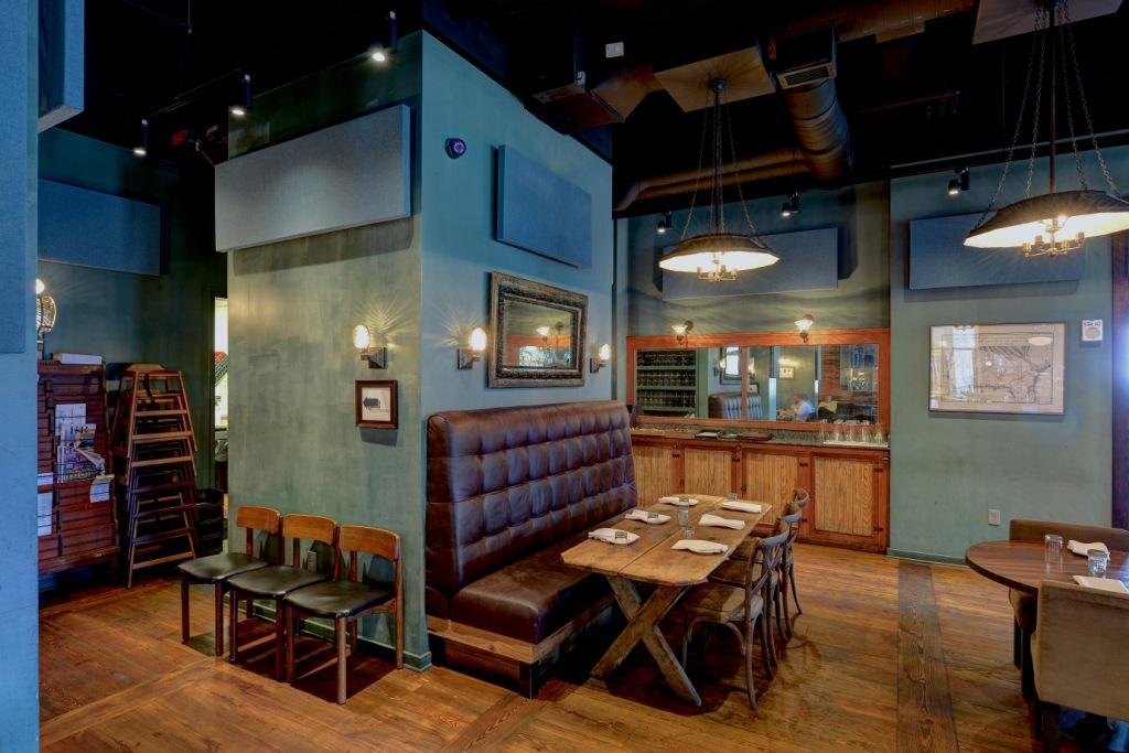 GIK Acoustics Restaurant Acoustics