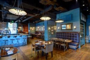GIK Acoustics custom acoustic panels restaurant empire state south