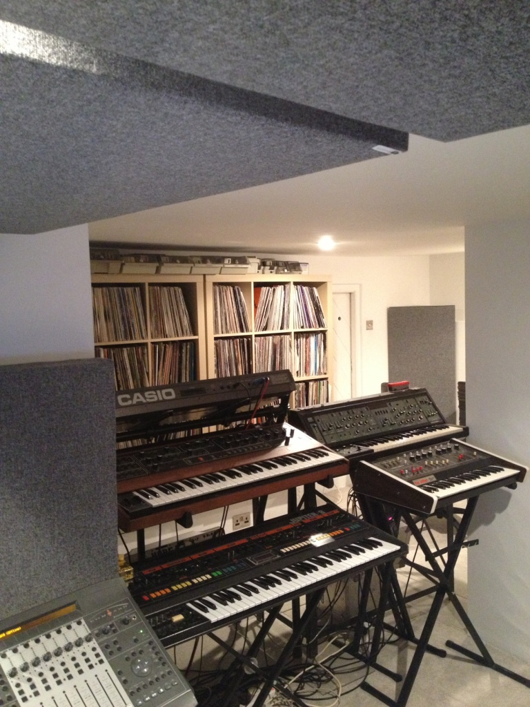 Jody Wisternoff Studio 4 GIK Acoustics