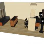 Evolution PolyFusor in Room