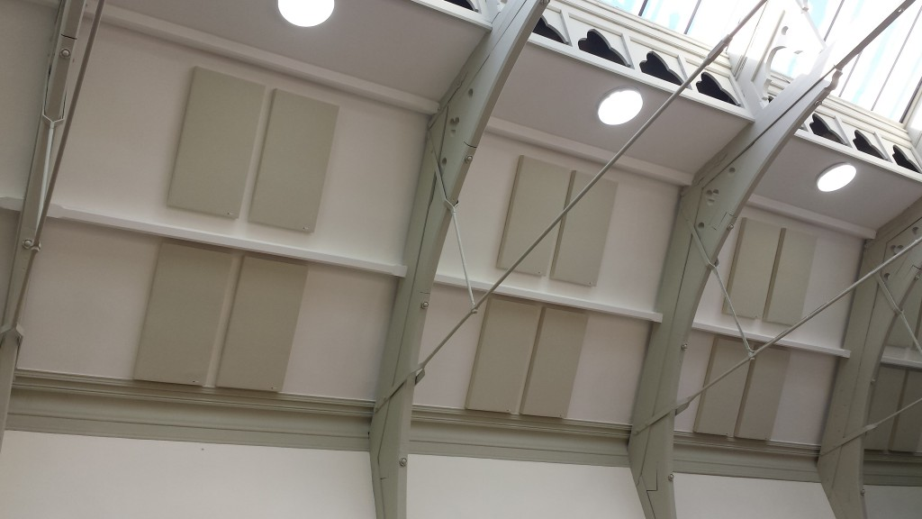 Christchurch Ilkley ceiling GIK 242 Acoustic Panel