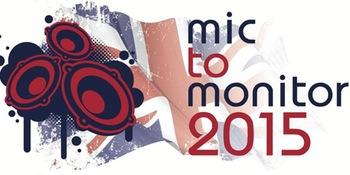 mic 2 monitor uk 2015 logo