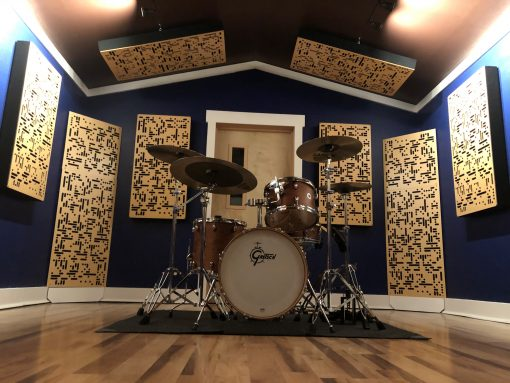 Chris Wadsworth GIK Acoustics 4A Alpha