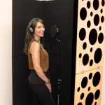 GIK UK PIB Portable Isolation Booth vocal booth
