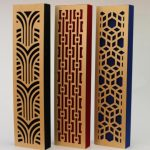 GIK Impression Series narrow panels gallery