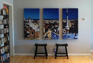 GIK Acoustics acoustic Art Panel sound reducing noise absorbing panels