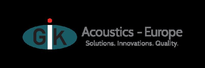 GIK Acoustics Europe Logo