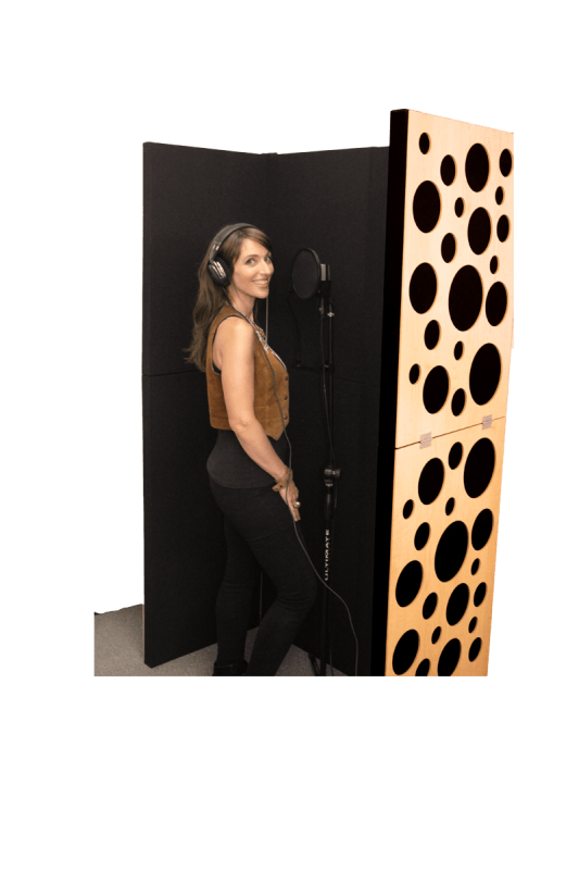Portable Isolation Booth