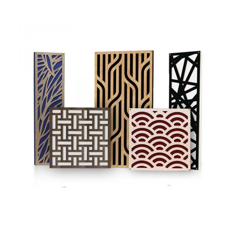 GIK Acoustics Impression Series Acoustic Panels with DiffusionGIK Acoustics Impression Series Acoustic Panels with Diffusion