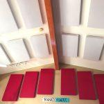 GIK Acoustics ceiling 242 acoustic panels