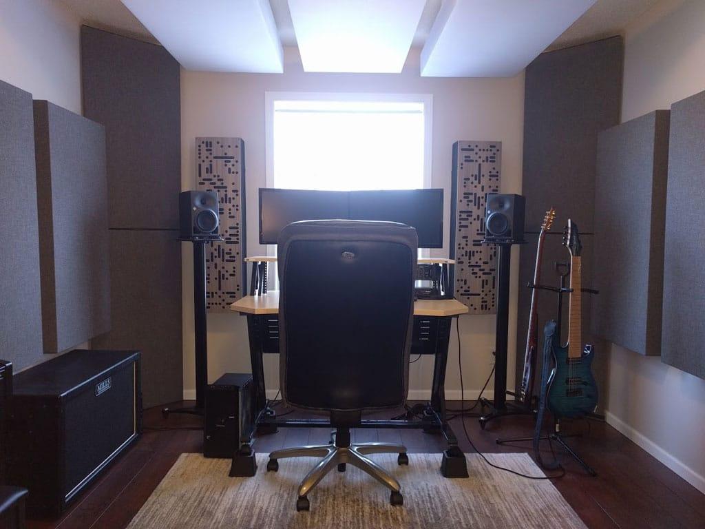 2D(a) Alpha Acoustic Panels